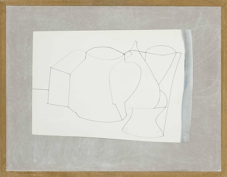 BEN NICHOLSON (1894-1942)  SCULPTURED FORMS II, 1978